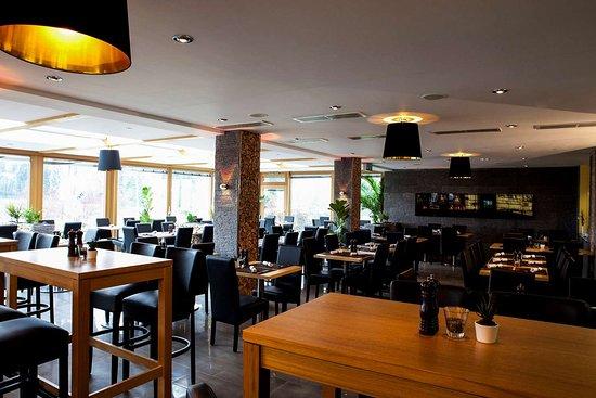 Salmdorf, Niemcy: On-site restaurant