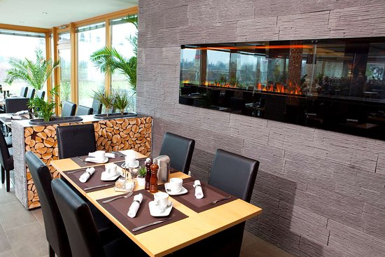 Salmdorf, ألمانيا: On-site restaurant