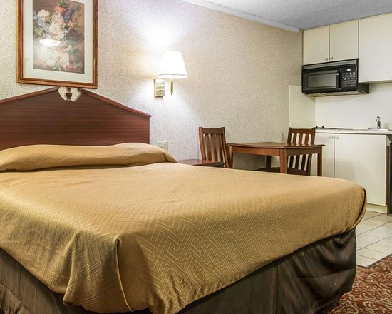 Rodeway Inn: Guest room with added amenities