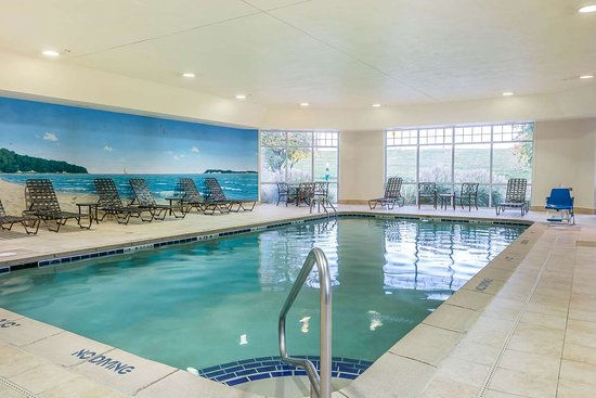 Plainwell, MI: Indoor pool