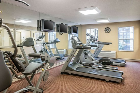 Plainwell, MI: Fitness center