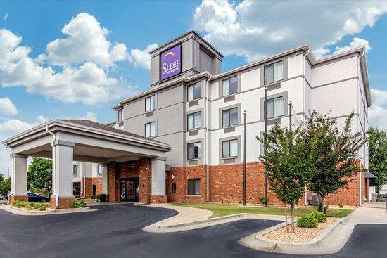 Sleep Inn Suites Auburn Campus Area I 85 63 7 5 Updated 2020 Prices Hotel Reviews Al Tripadvisor