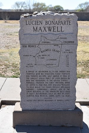 Fort Sumner, NM: LUCIEN MAXWELL