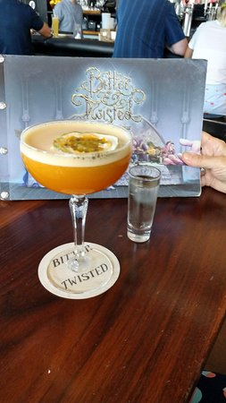 Bitter & Twisted Cocktail Parlour照片