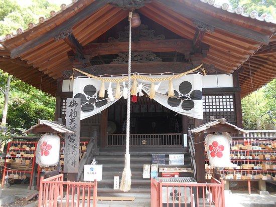 Valokuva: Misode Temmangu Shrine