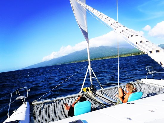 Matei, Fiji: Sail the beautiful Taveuni coast and surrounding islands aboard QUIXOTIC!