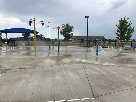 Prairie Point Splash Playground
