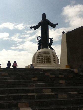 Santuario de Cristo Rey: cristo