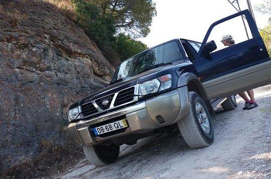 Excursión en jeep a...