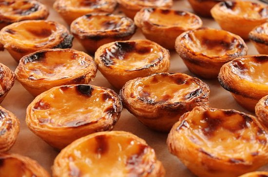 Excursão gastronômica em Lisboa...