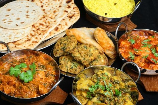 Indian Secret Food Tour i Londons...
