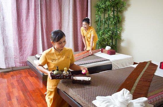 Forfait de massage à l'huile d'aromathérapie de 1,5 heure à Bangkok