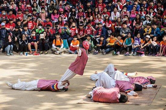 Korean Folk Village rabattbilde