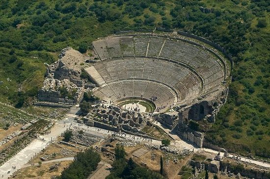 Private Guide and AC Transportation from Kusadasi to Ephesus: Kusadasi Excursion Private Guide and AC Transportation