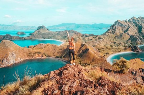 Komodo Adventure Day Tour