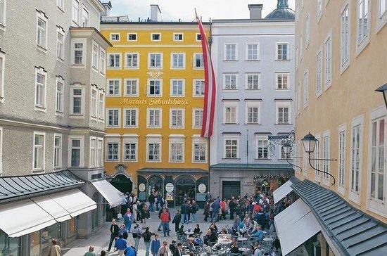 Mozarts Geburtshaus Salzburg Eintrittskarte