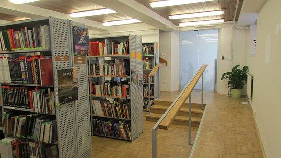 Knjižnica Koper - Biblioteca Capodistria