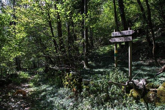 Casalzuigno, Itália: Monte colonna