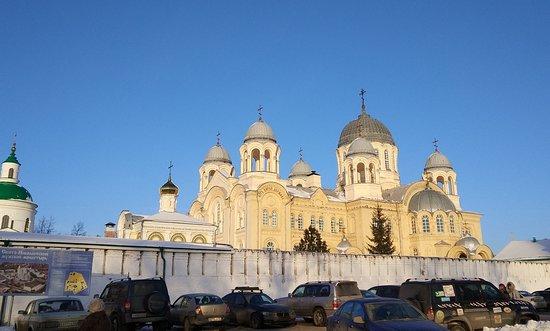 St. Nicholas Monastery: Свято-Николаевский монастырь
