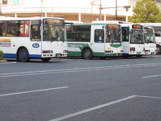 Tomotetsu Bus foto
