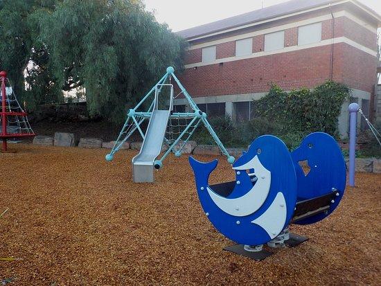 Newmarket Plaza Playground