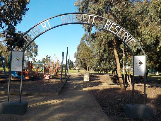 Robert Barrett Reserve