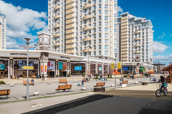 ТРЦ Галерея-Краснодар  достопримечательности рядом 24ff06617eb
