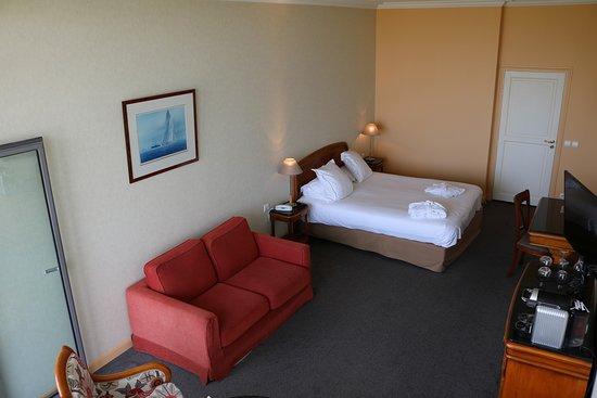 Spacieuse chambre Saint-Michel