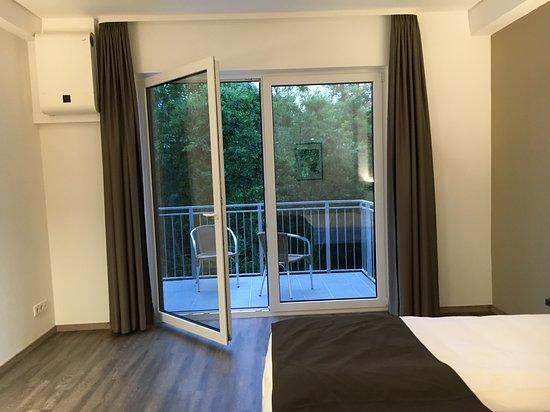 Nussloch, Jerman: Appartement im Guesthouse Lichtenau