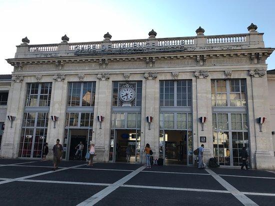 Gare de Valence