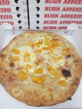 Fogliano, Włochy: Pizzeria l'Orchidea