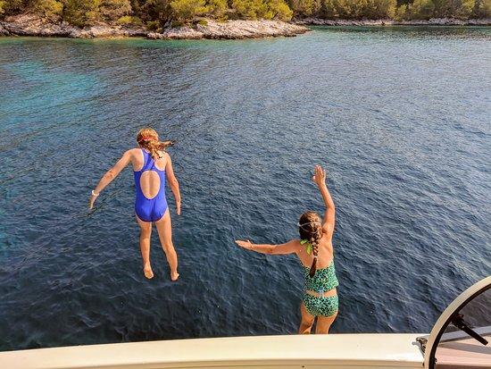 Bilde fra Scedro Island