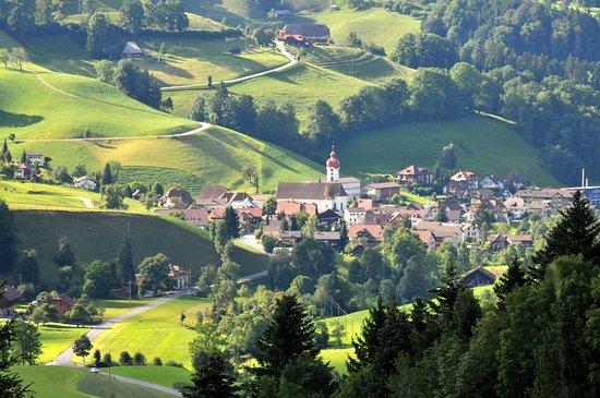 Dorfkern Luthern - Naturlich Luthertal