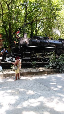 Great Smoky Mountains Railroad 사진