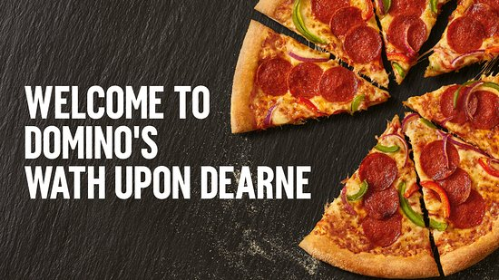 Dominos Pizza Wath Upon Dearne Unit 6 Onyx Retail Park