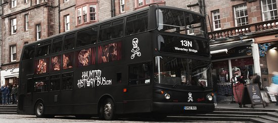 Haunted History Bus