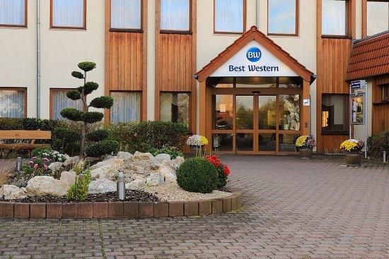 Schones Hotel Uber Silvester Best Western Hotel Erfurt Apfelstadt