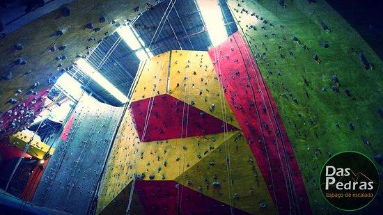Das Pedras - Espaço de escalada