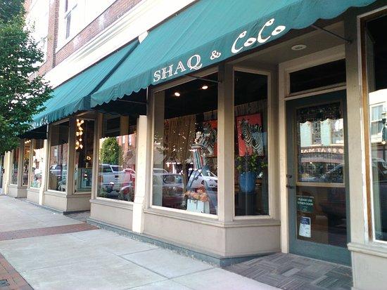 Shaq & Coco