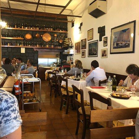 Ristorante Europa In Genova Con Cucina Cucina Ligure