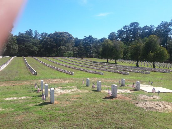 Andersonville, GA: Some of those who gave their all
