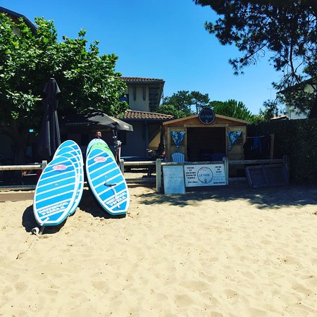 La Pigne Paddle and Surf School