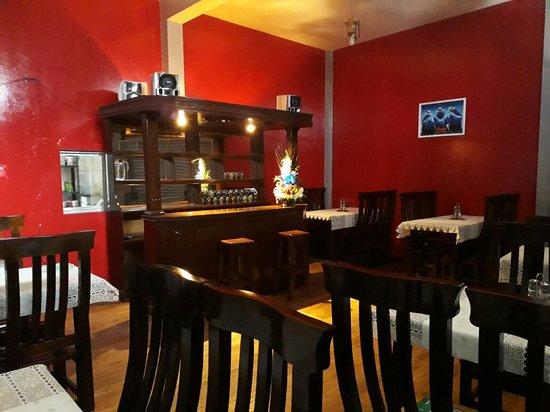 El Alto, Bolivia: Apthapi Restaurante