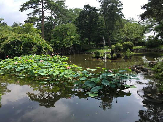 Kogetsu Pond