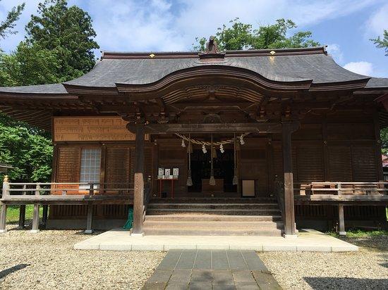 Hachiman Akita Shrine