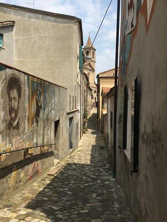 I Murales di Saludecio