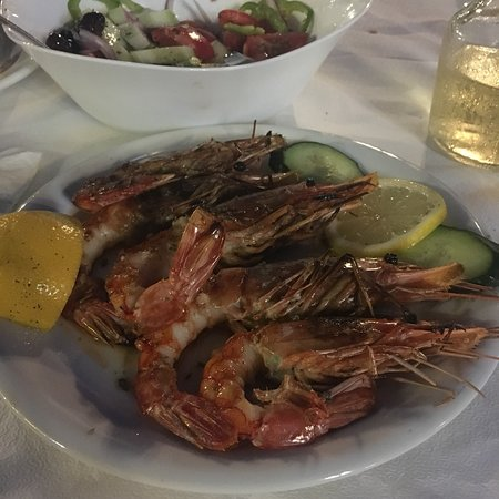 Agios Andreas, Griechenland: Hotel Francisco
