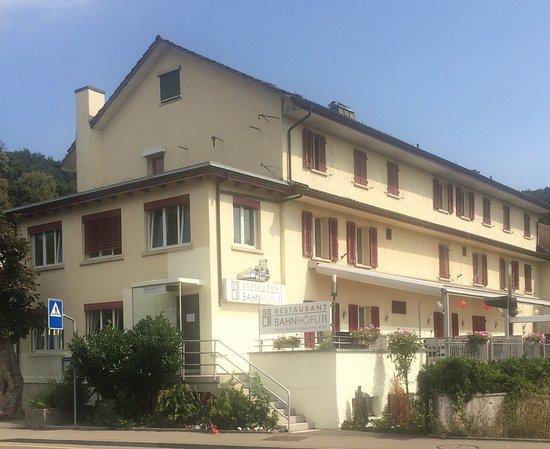 Wurenlos, Suiza: Schade...