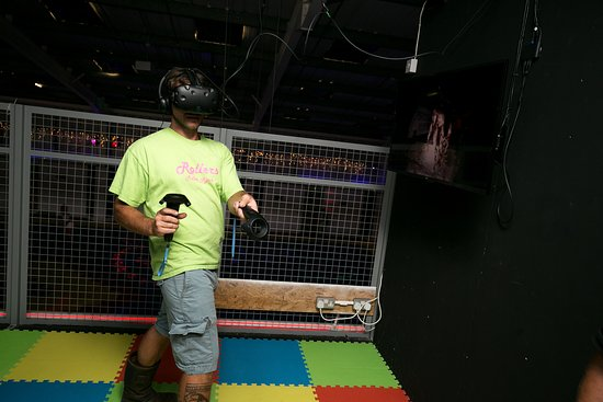 Player Ready Virtual Reality Cornwall