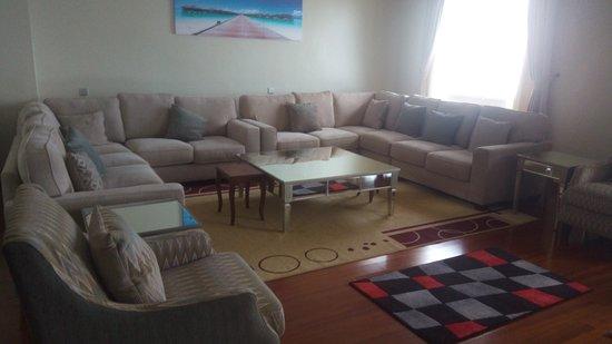 Meru Town, Kenya: VIP lounge